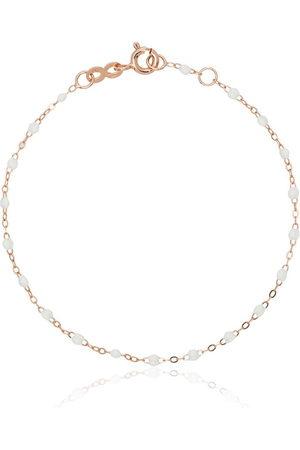 GIGI CLOZEAU Women Bracelets - 18kt rose gold Classic Gigi beaded bracelet