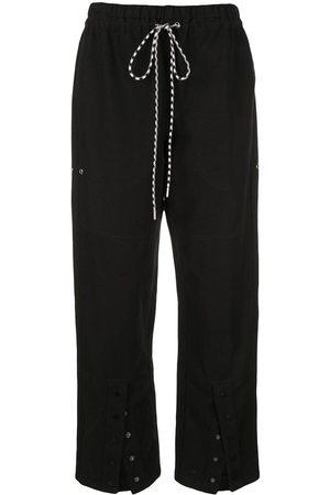 Proenza Schouler PSWL Washed Linen Drawstring Pants