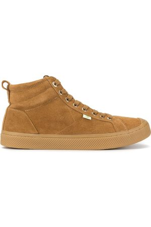CARIUMA OCA suede high-top sneakers