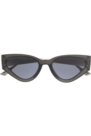 Dior CatStyleDior1 cat-eye frame sunglasses - Grey