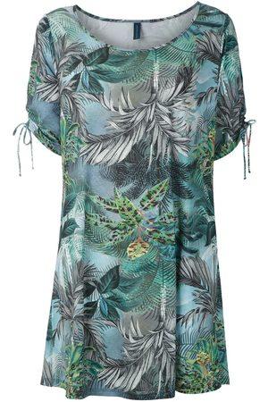 Lygia & Nanny Batuira printed dress - Jalapão