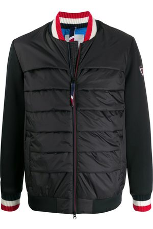 Rossignol Contrasting sleeves padded bomber jacket