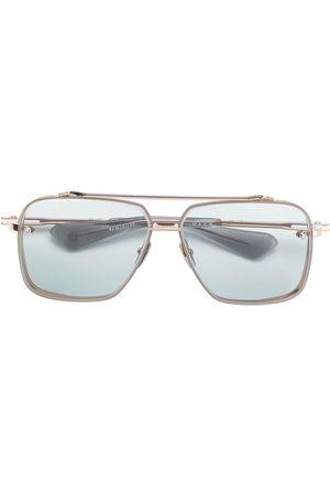 DITA EYEWEAR Oversized square sunglasses - Grey