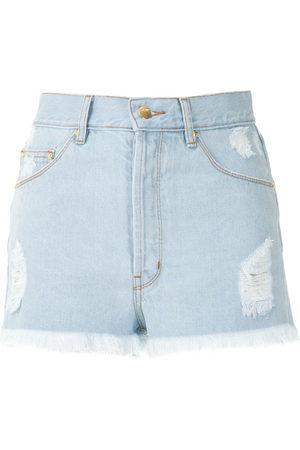 AMAPÔ Women Shorts - Sandra boyfriend denim shorts