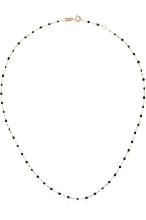 GIGI CLOZEAU 18kt yellow gold Classic Gigi beaded necklace