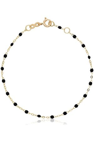 GIGI CLOZEAU 18k yellow gold Classic Gigi beaded bracelet