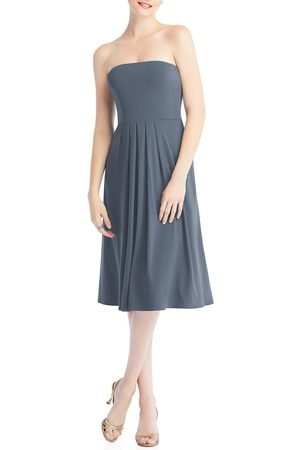 Dessy Collection Women's Multi-Way Loop Fit & Flare Dress