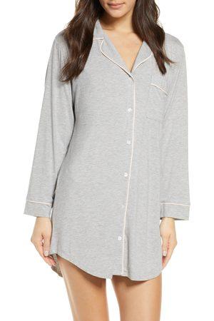 Eberjey Women's Gisele Stretch Jersey Sleep Shirt