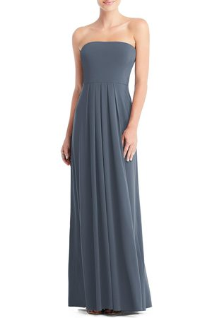 Dessy Collection Women Evening dresses - Women's Multi-Way Loop A-Line Gown