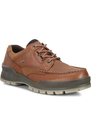 Ecco Men's Track 25 Waterproof Moc Toe Derby