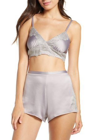 Rya Collection Women's Artisan Bralette & Shorts Set