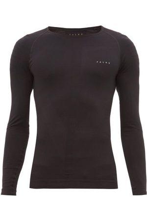 Falke Raglan-sleeve Technical-jersey T-shirt - Mens