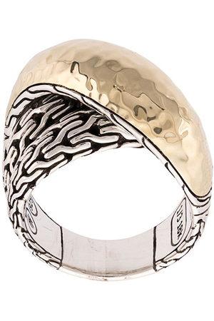 John Hardy Classic Chain overlapping ring