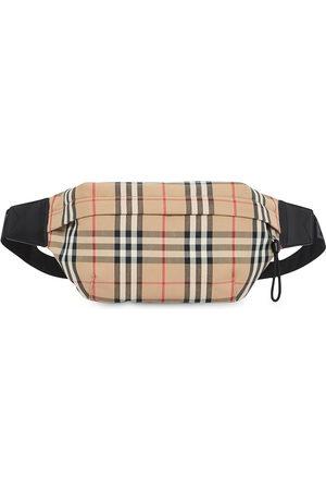 Burberry Vintage Check belt bag - Neutrals