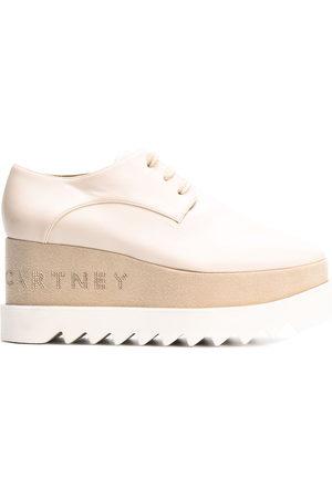 Stella McCartney Elyse platform shoes - NEUTRALS