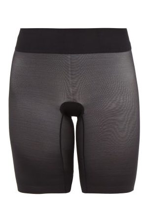 Wolford Sheer Touch Mesh Shapewear Shorts - Womens