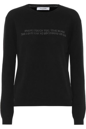 VALENTINO Exclusive to Mytheresa – Wool and cashmere sweater