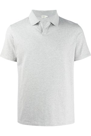 Filippa K Fitted buttonless polo shirt - Grey