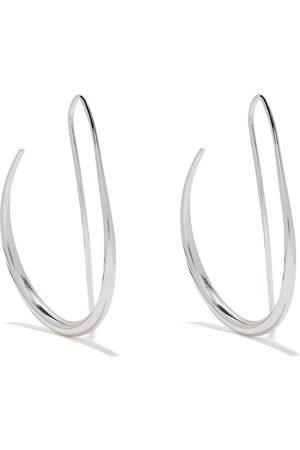 Georg Jensen Women Earrings - Offspring double earhoops