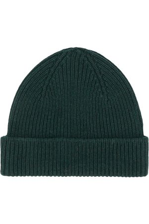 Paul Smith Men Beanies - Rib knit beanie