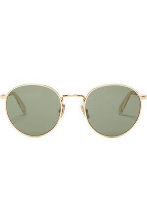 Céline Round Metal Sunglasses - Mens