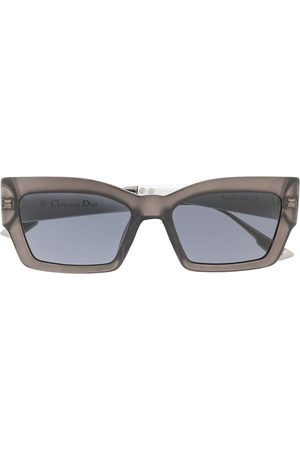 Dior CatStyleDior2 rectangular-frame sunglasses - Grey