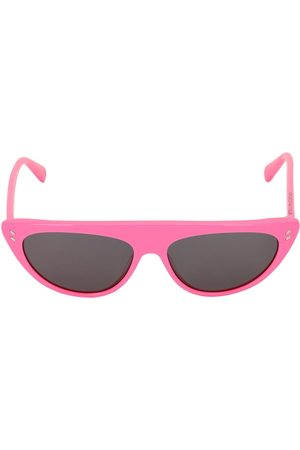 Stella McCartney Girls Sunglasses - Cat Eye Acetate Sunglasses