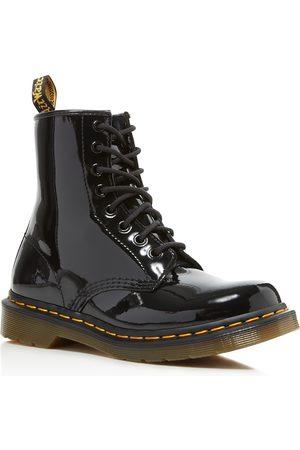 Dr. Martens 1460 Patent Lace Up Boots