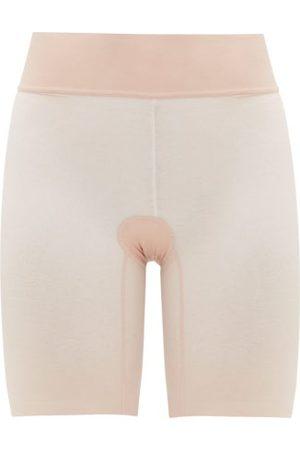 Wolford Women Shapewear - Sheer Touch Mesh Shapewear Shorts - Womens