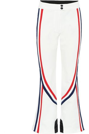 Moncler Striped ski pants