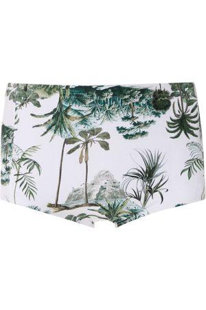 Lygia & Nanny Ipanema printed trunks