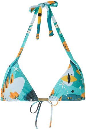 Lygia & Nanny Kuta printed bikini set