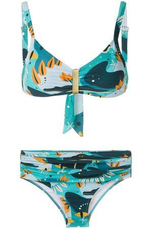 Lygia & Nanny Women Bikinis - Anne printed bikini set