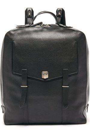 Metier London Men Rucksacks - Rider Leather Backpack - Mens