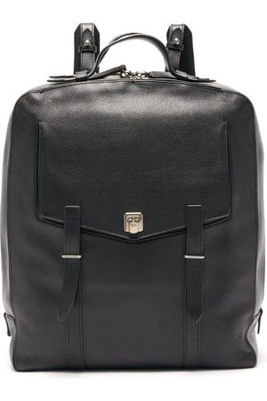 Métier Rider Leather Backpack - Mens