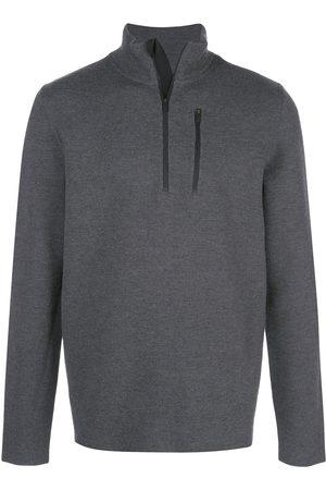 Aztech Matterhorn zipped jumper - Grey