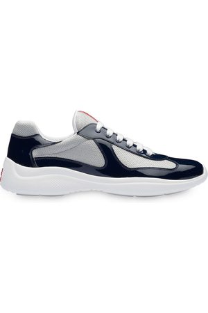 Prada Technical fabric sneakers