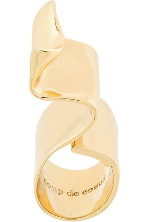 Coup De Coeur Women Rings - Wave ring