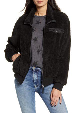 Rails Women's Austin Fleece Zip Front Jacket