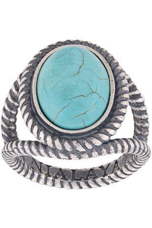 Nialaya Women Rings - Turquoise ring