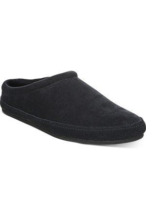 Vince Men's Howell Shearling-Lined Slippers