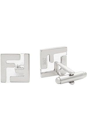 Fendi FF square cufflinks