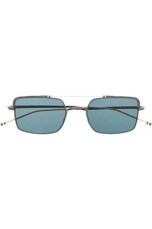 Thom Browne Aviators - Aviator square sunglasses