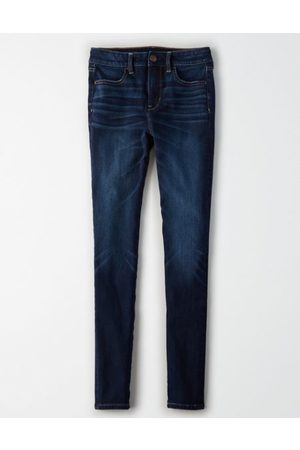American Eagle Outfitters The Dream Jean High-Waisted Jegging Women's 2 Long
