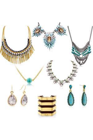 SuperJeweler Statement Jewelry Gift Set #4 by