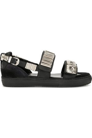 TOGA PULLA Women Flat Shoes - Embellished flat sandals