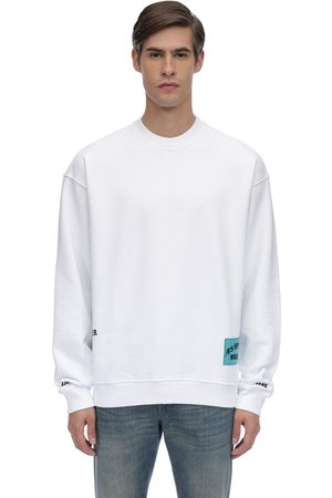 A$AP FERG BY PLATFORMX Over Printed Cotton Jersey Sweatshirt
