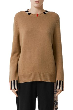 Burberry Women's Eyre Cashmere Sweater