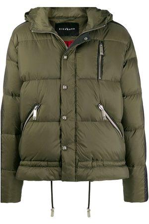 John Richmond Padded jacket
