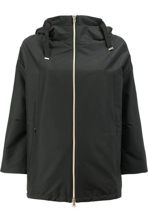HERNO Lightweight hooded jacket
